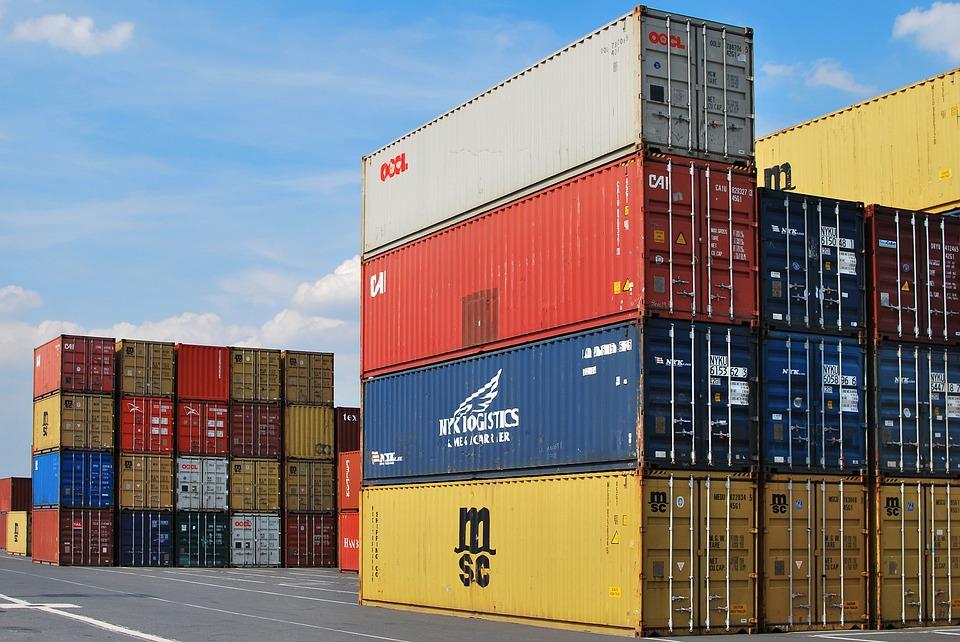 transport kontenerowy z usa